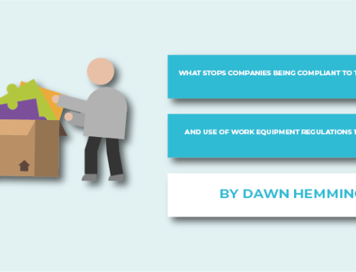 What stops companies being compliant to the provision and use of work equipment regulations 1998 (PUWER)?