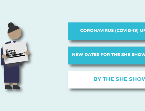 Coronavirus (COVID-19) Update: New Dates for The SHE Show 2021/2022