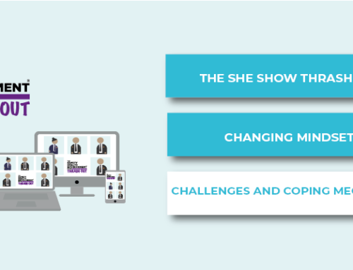 Protected: The SHE Show Thrash Out – Changing Mindsets. Challenges and Coping Mechanisms